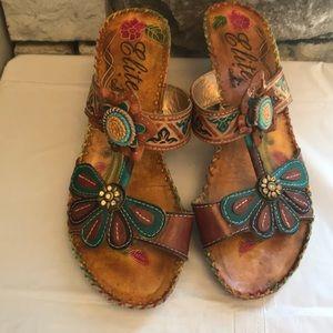 Corkys Elite sandals